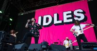 IDLES at the Downs Festival Bristol 2019