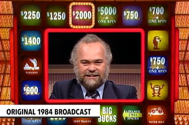 Michael Larson on Press Your Luck gameshow