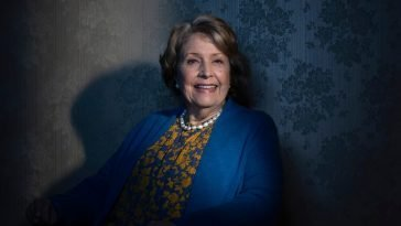 Anne Reid as Muriel Deacon