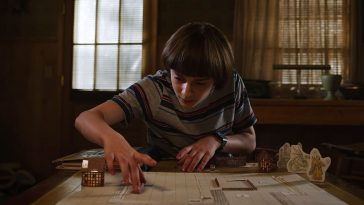 Will sets up a game of Dungeons and Dragons