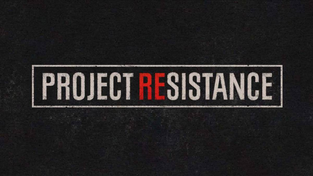Project REsistance promo