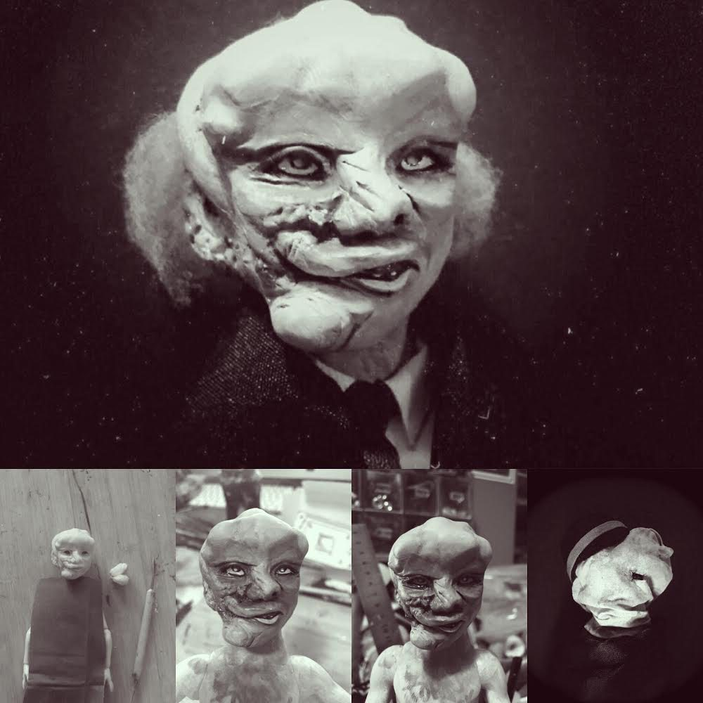 Doll of the Elephant Man