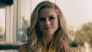 Erin Moriarty as Starlight, in The Boys