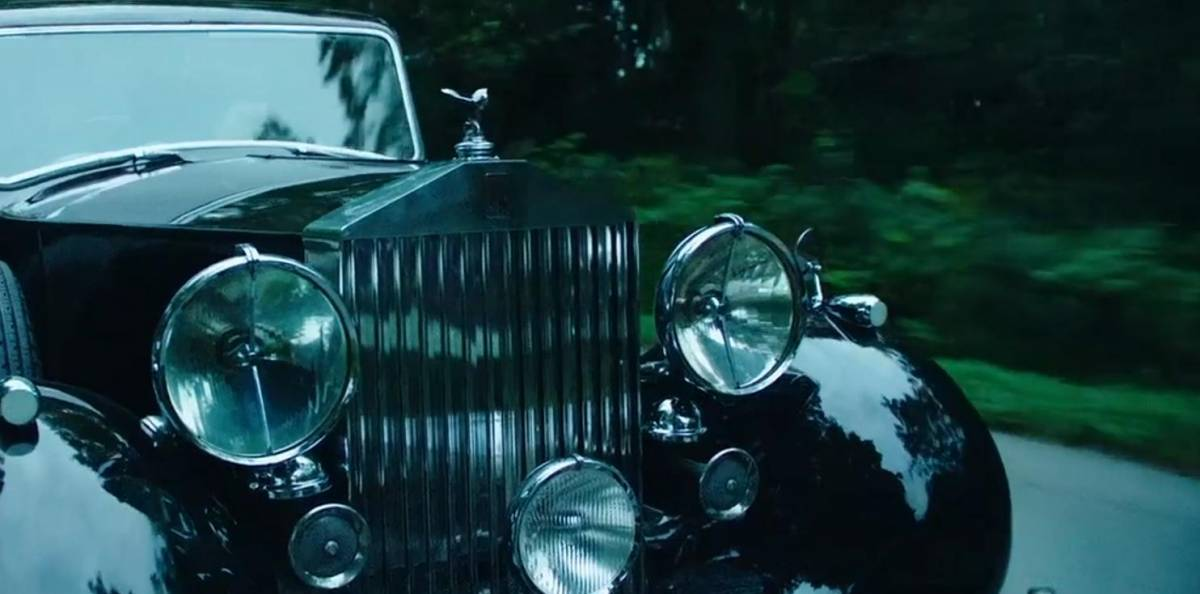 Charlie Manx's magical Rolls Royce Wraith from AMC's NOS4A2