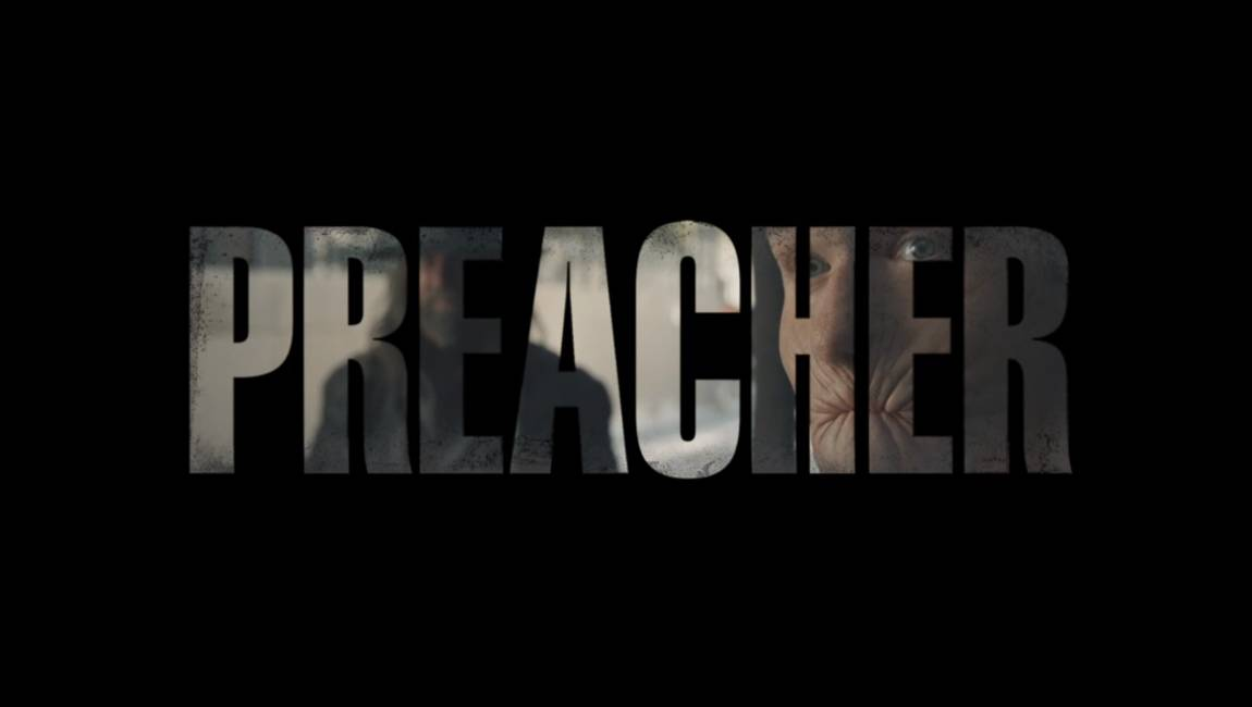 Preacher title card