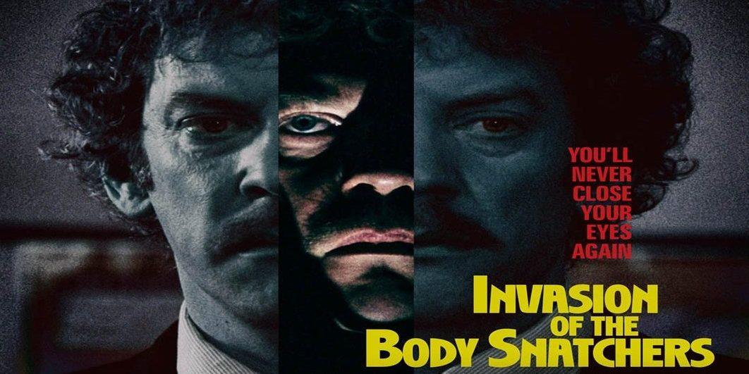 Invasion of the Bodysnatchers 1978 poster
