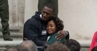 "Aldis Hodges and Sherri Shepherd star in the inspiring drama ""Brian Banks"""