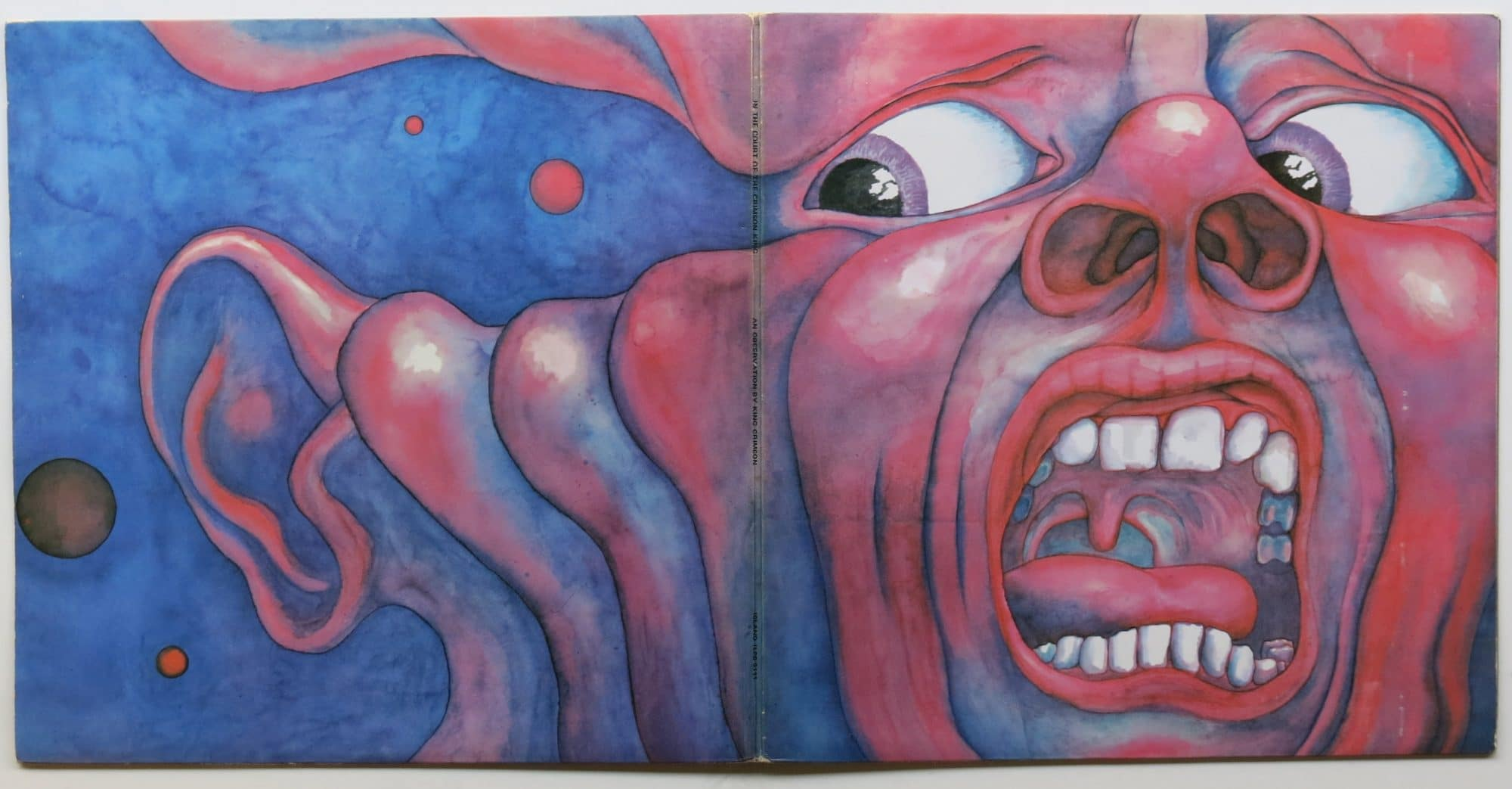 King Crimson album cover