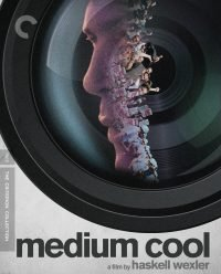 "The Criterion Collection cover of ""Medium Cool"""