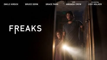 Poster for 2019's Freaks