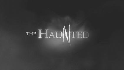 Title card for Animal Planet's TV show The Haunted