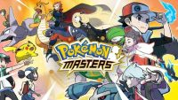 A promo image for Pokemon Masters
