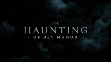 The title card for The Haunting of Bly Manor