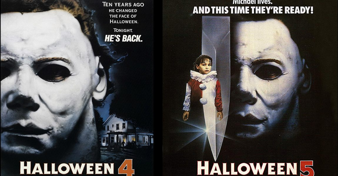 Hot Take! Halloween 5 is More Interesting Than Halloween 4