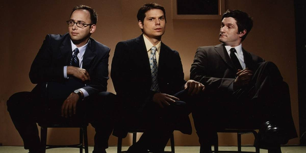 David Wain, Michael Ian Black, and Michael Showalter star in Stella