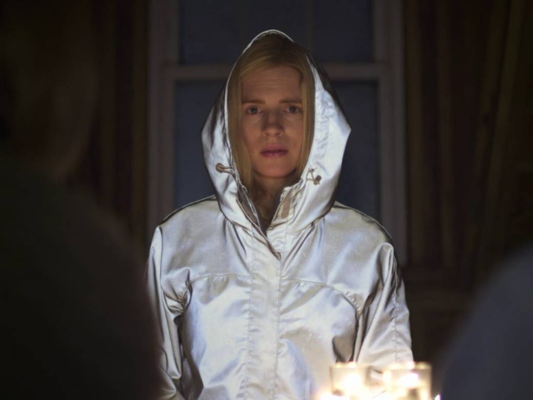 The OA tells her story to the Crestwood 5