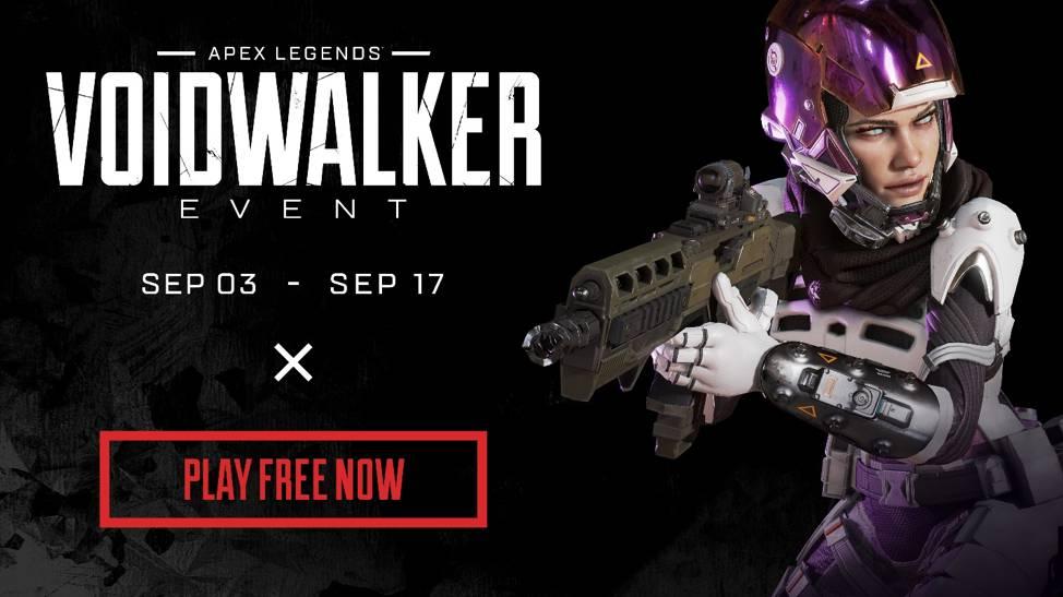 Voidwalker Apex Legends event