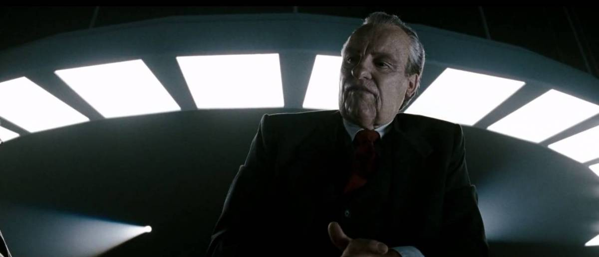 Richard Nixon in Watchmen