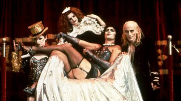 The genderless cast of Rocky Horror