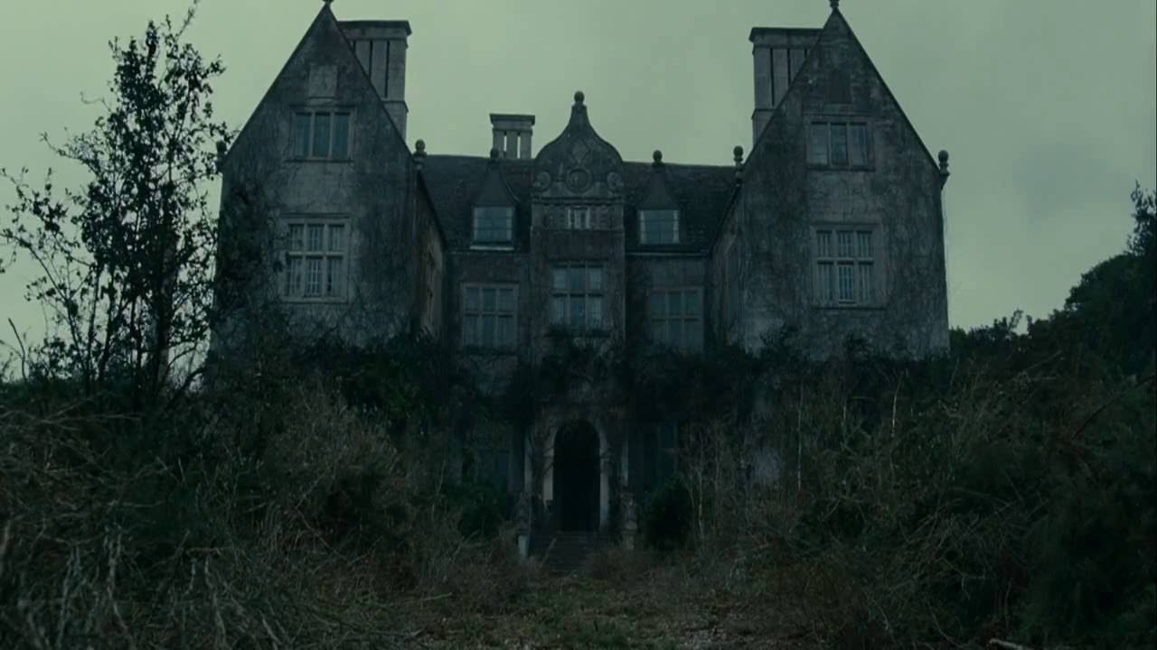 The haunted house from The Woman In Black