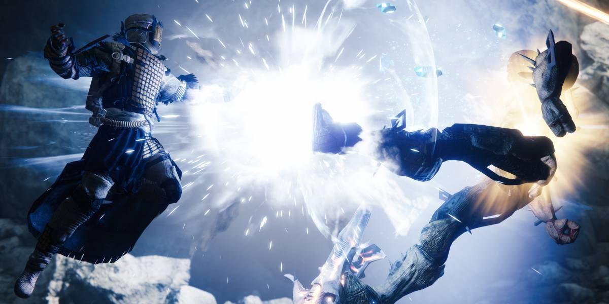 Destiny 2 Shadowkeep finisher screenshot