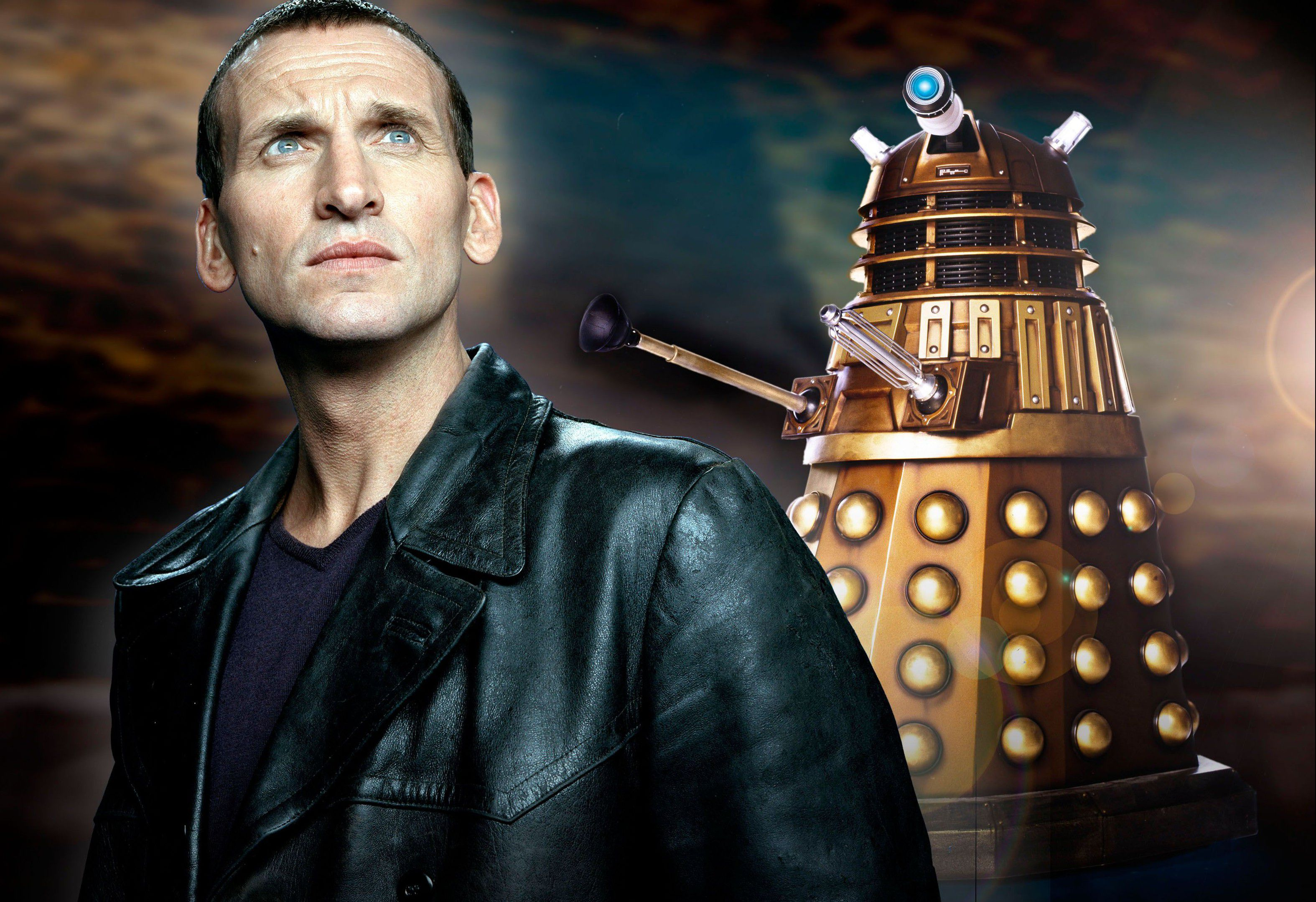 doctor who: dalek, Christopher Eccleston