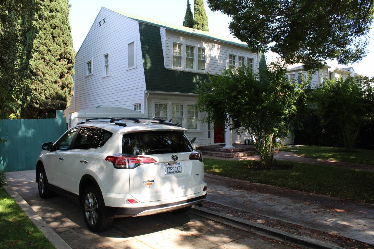 Nancy Thompson's House in Hollywood