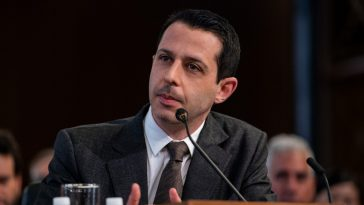 Kendall testifies before Congress
