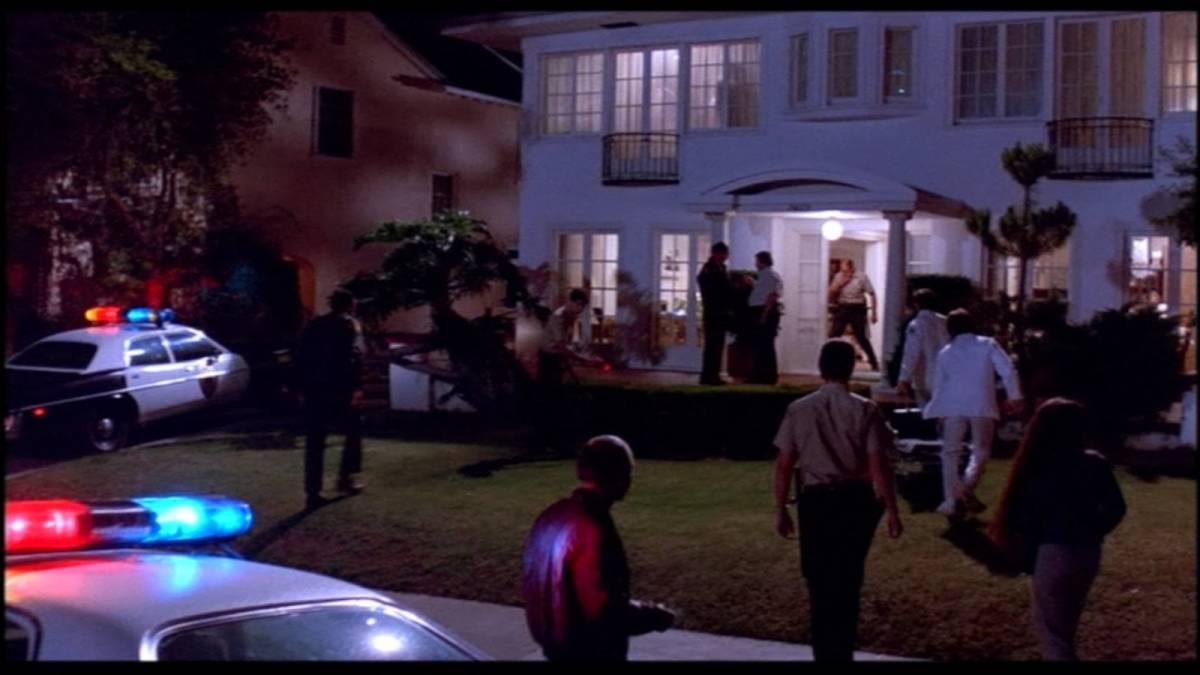 Glen Lantz's house