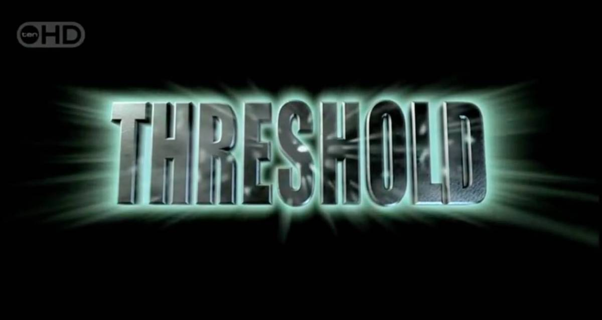 Threshold Title card