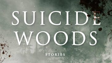 Book cover of Suicide Woods by Benjamin Percy