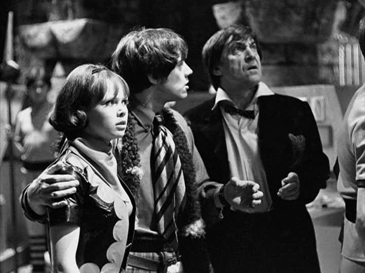 doctor who the krotons. Patrick Troughton