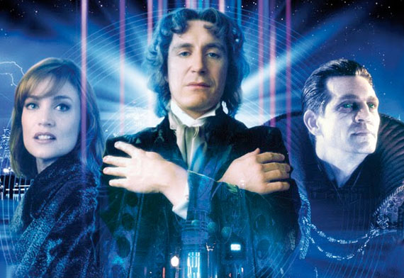 Doctor who tv movie, Paul McGann