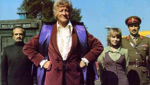 Doctor Who, Terror of the Autons, Jon Pertwee