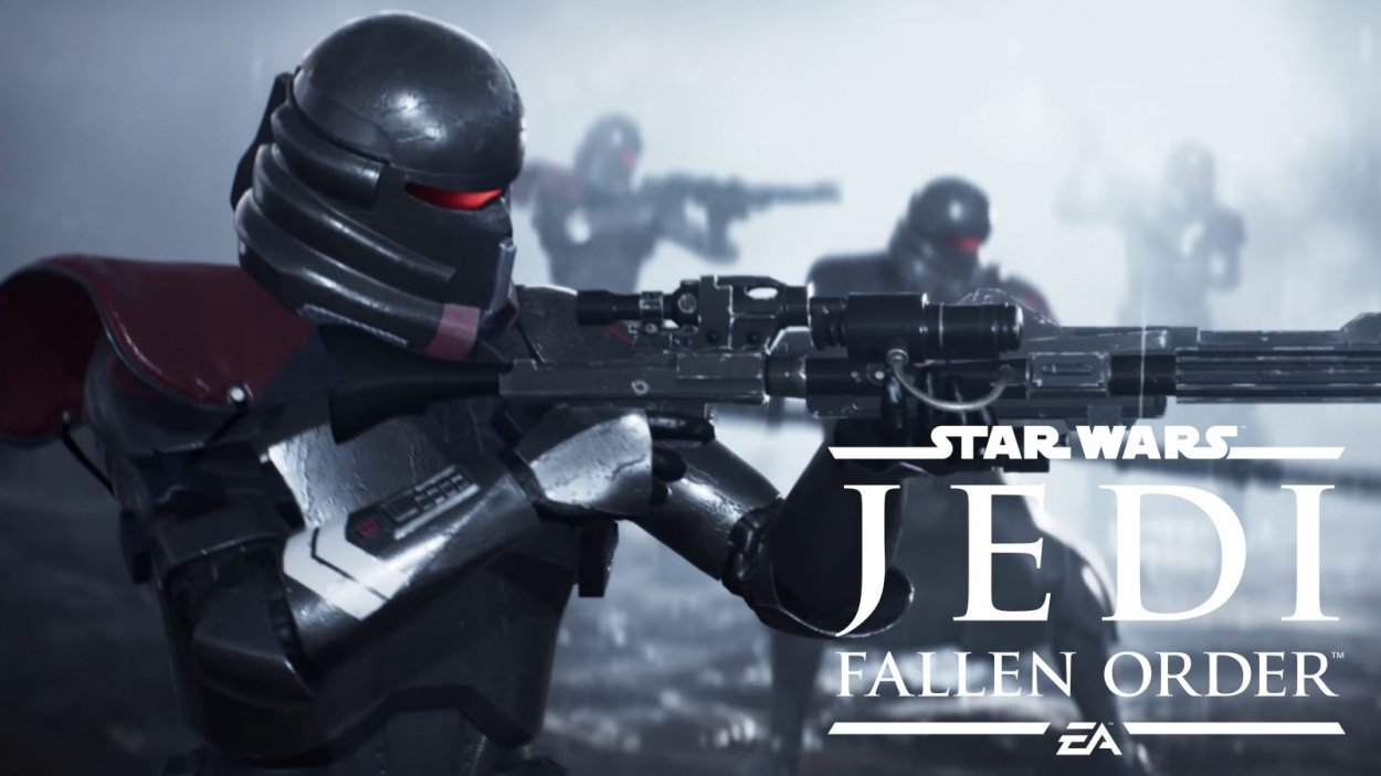 Screenshot from Star Wars Jedi: Fallen Order
