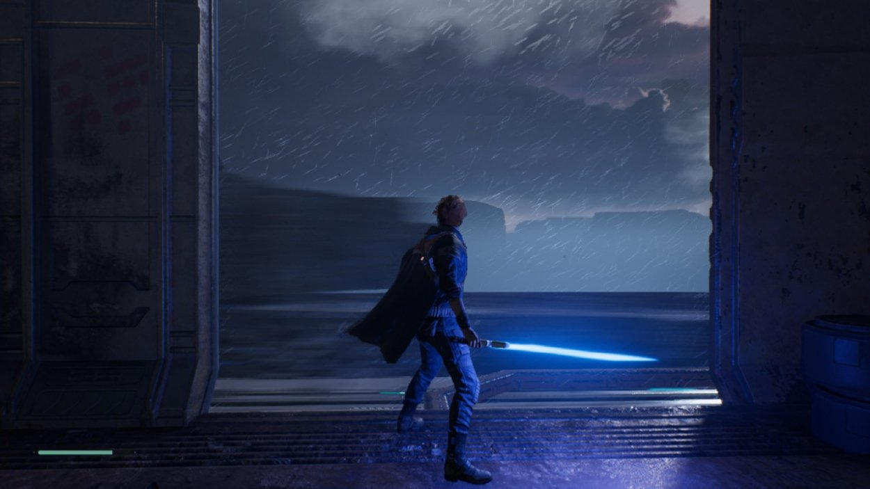 Star Wars Jedi: Fallen Order Graphics