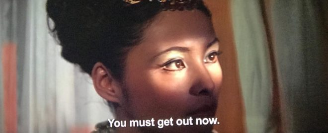 Princess from Ghidorah