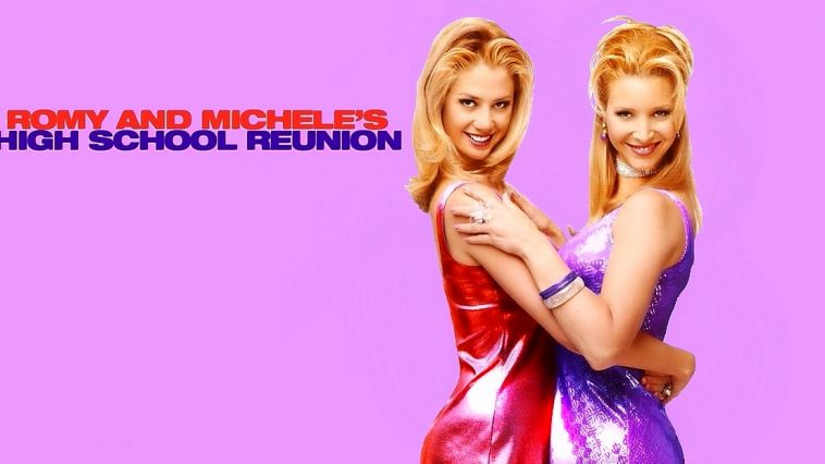 Romy and Michele's High School Reunion cover shot