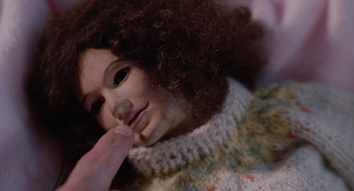 The puppet of Lotte in Being John Malkovich