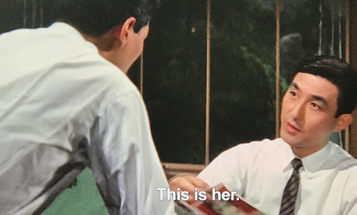 Shindo's boss tells him about the Princess