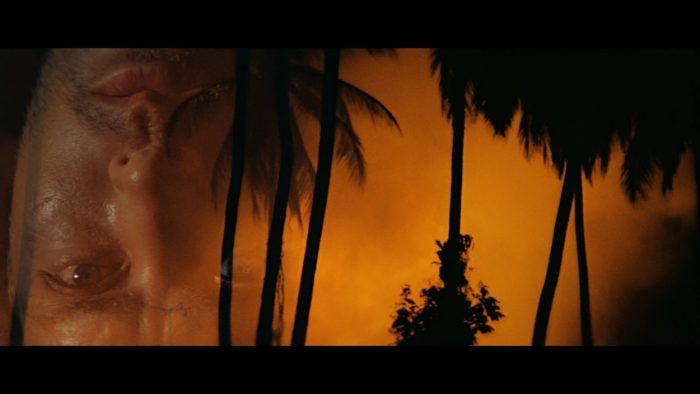 Martin Sheen Apocalypse Now Opening Sequence