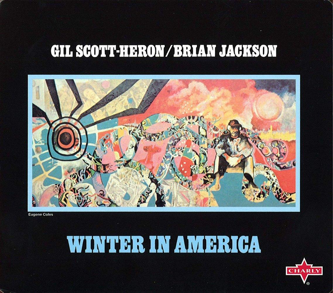Winter In America Album Cover