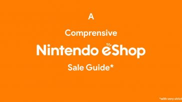 A complete guide to the Nintendo eShop Sales*