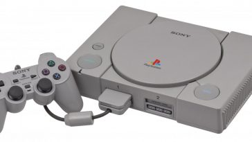 The Original PlayStation One in all its glory