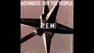 The Cover of REM's classic album Automatic for the People