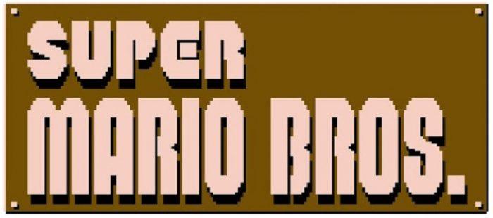 super mario bros bowser castle nes