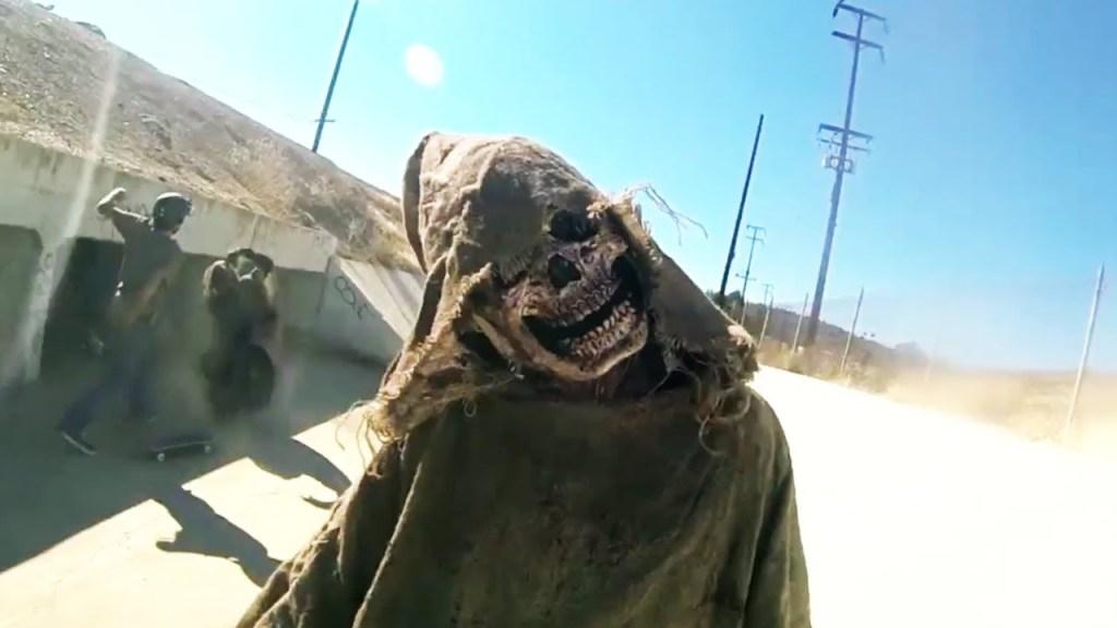 V/H/S: Viral 'Bonestorm' Segment Screenshot