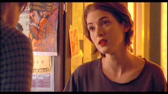 Winona Ryder as Lelaina in Reality Bites