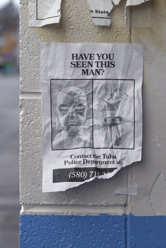 Lubeman wanted poster