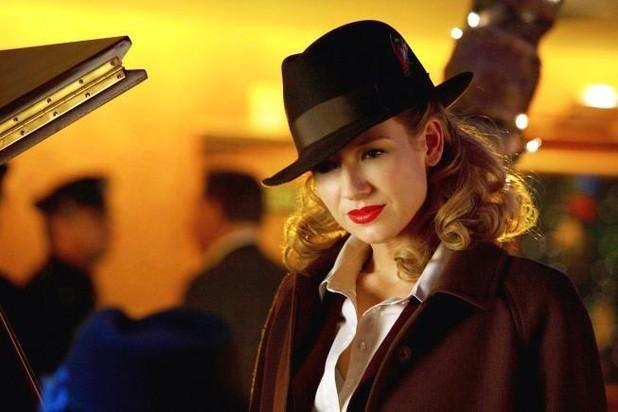 An alternate Olivia Dunham in Fringe